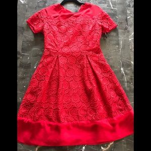 3x$25 Anne Klein lace dress sz 4
